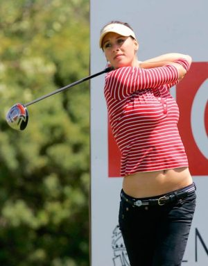 Golfer Maria Verchenova is among those Russians cleared for Rio.