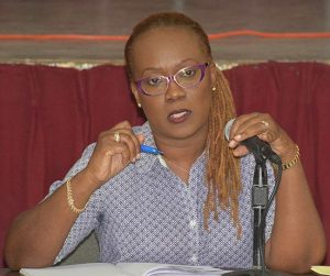 Dr Marsha Atherley-Ikechi
