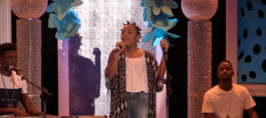 Jaeesha Samuel, the FLOW Spotlight artist.