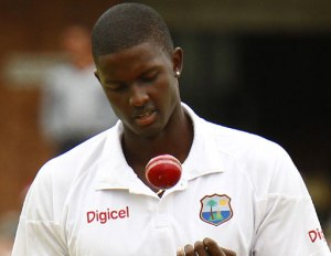 Franklyn Stephenson is not convinced skipper Jason Holder is working hard enough on his game.