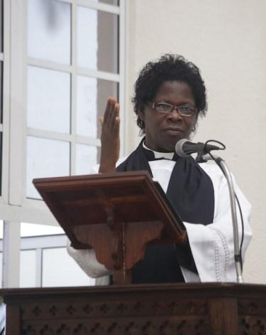 Reverend Myra LaPlante