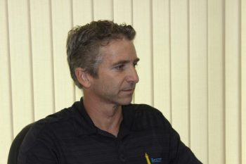 Beacon Insurance's Chief Operations Officer Christopher Woodhams