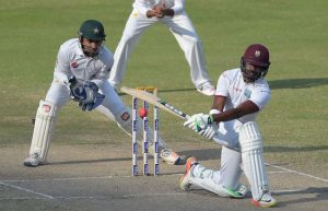 West Indies will hope Darren Bravo continues in his excellent vein of form.