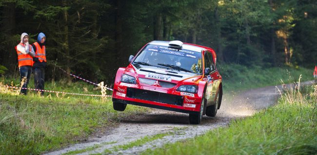 Ryan Champion looking to return for 2017 Sol Rally Barbados.