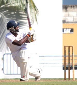 Shamarh Brooks scored runs in all the unofficial Tests.