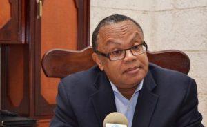 BLP General Secretary Dr Jerome Walcott