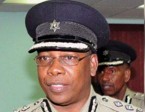 Ag Police Commissioner Stephen Williams