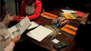 As of this weekend, thousands of Spanish parents will tell their children not to do their homework.
