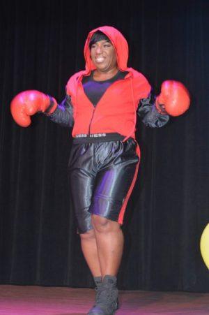Best Sportswear & Fitness Deborah Proverbs.