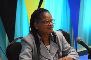 NUPW General Secretary Roslyn Smith