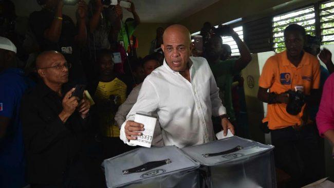 HAITI-VOTE