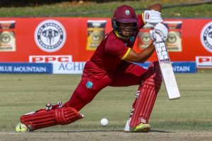 Batting stylist Shai Hope will be seeking to continue his excellent tour form.