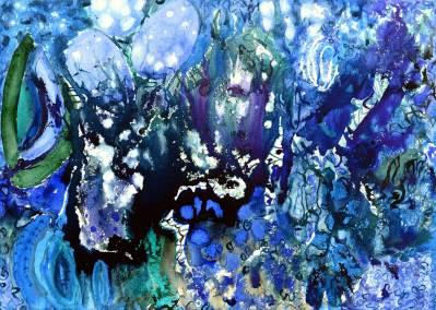 Im Meer (5), 2020, 50x70cm, Acryl auf Leinwand.jpg