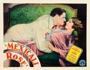 Mexicali Rose (1929) Film Poster