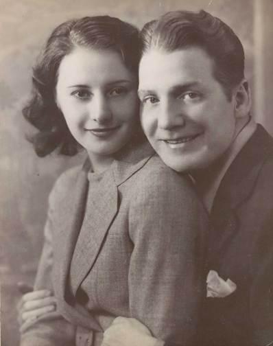 Barbara Stanwyck Biography: with Frank Fay, newlyweds