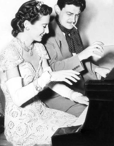 Barbara Stanwyck Movies: Backstage of The Lady Eve with Preston Sturges