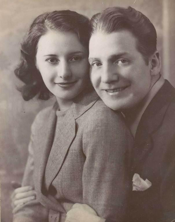 Mr. and Mrs. Frank Fay
