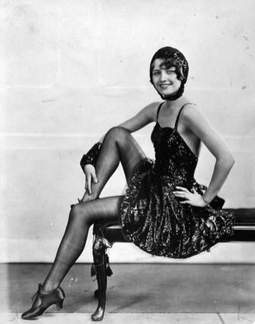 Barbara Stanwyck Broadway promotional photo