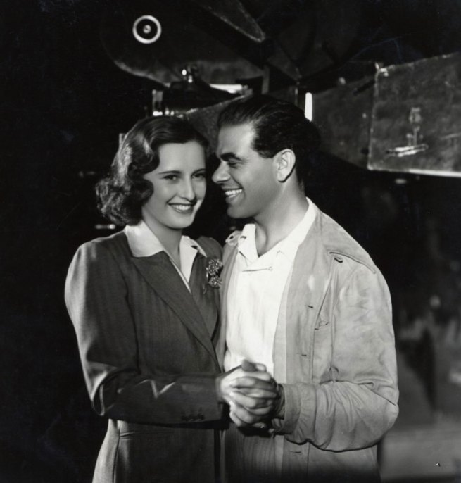 With-Frank-Capra-in-1939