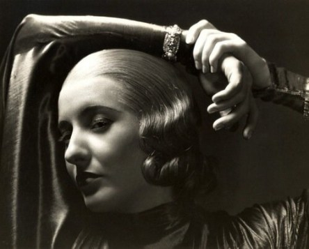 As Lily Powers in Baby Face (1932) the Gone with the Wind of Pre-Code