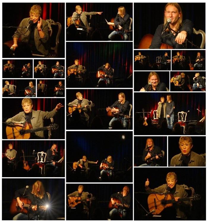 Live im Zebrano-Theater