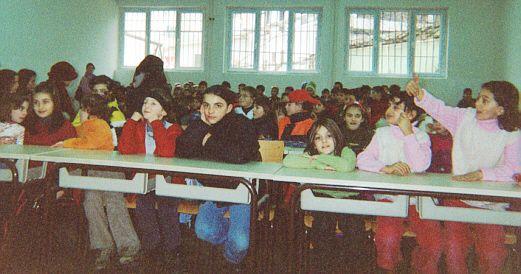 Schulkonzert Europaschule Prishtina