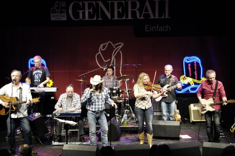 Marco Gottardi Band with Barbara Wilde