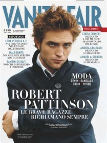 La copertina di Vanity Fair