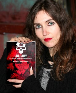 """Barbara Baraldi e """"Lullaby"""""""