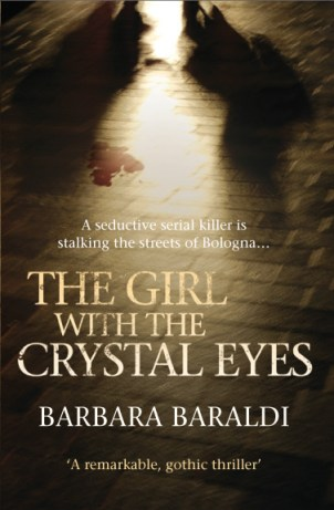 The girl with the crystal eyes (book)