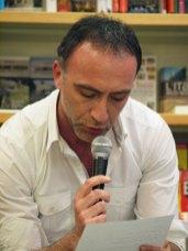 Alessandro Berselli legge Marcello - foto di Eugenio Saguatti
