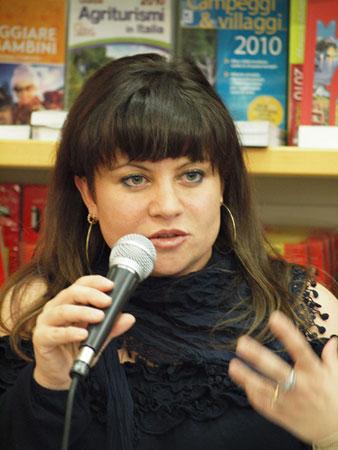 Marilu Oliva - foto di Eugenio Saguatti