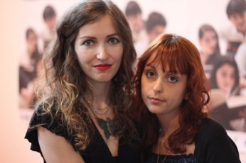 Con Stefania (e il Bianconiglio)