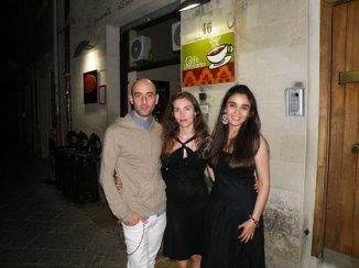 Caffè Letterario a Lecce. Foto di Francesca R.