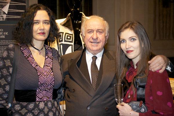 Barbara Baraldi e Pino Grasso