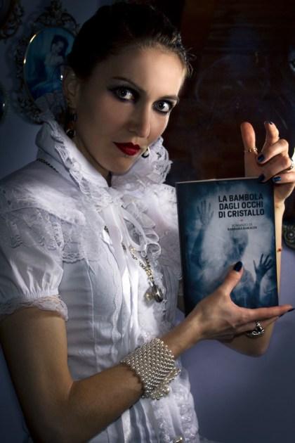 Barbara Baraldi - La bambola dagli occhi di cristallo