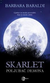 L'edizione serba di Scarlett - Il bacio del demone -Skarlet - Poljubac demona