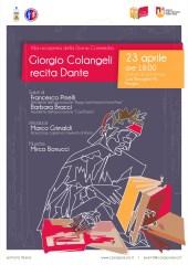 Colangeli recita Dante 2