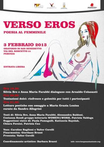 Verso Eros