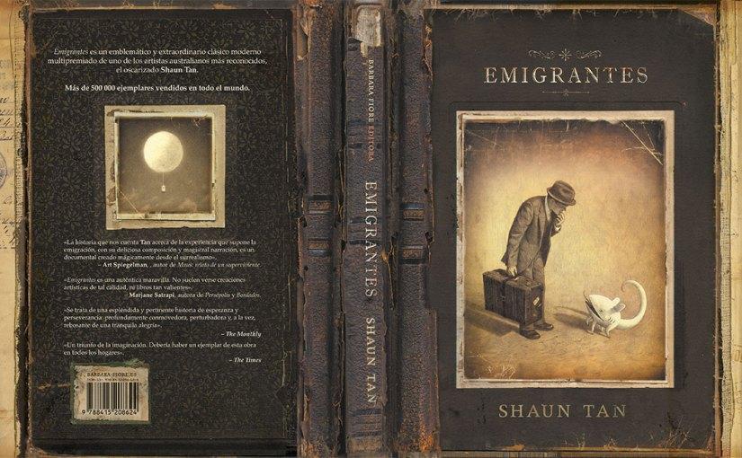 Emigrantes, Shaun Tan