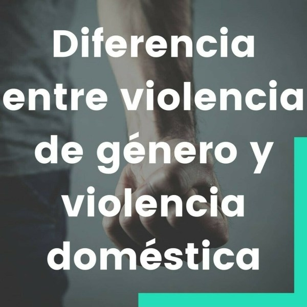 violencia de género y violencia doméstica