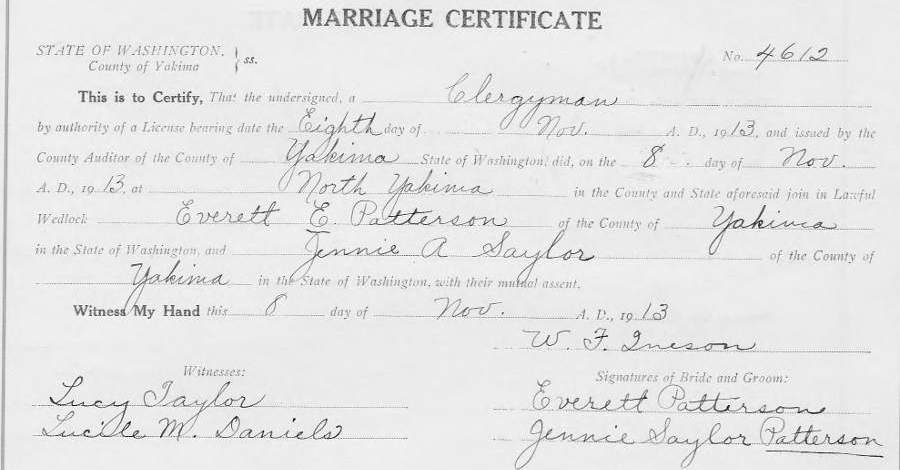 It's All About Migration – Washington State Digital Archives