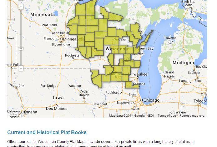 Plat Maps – Land Ownership Maps
