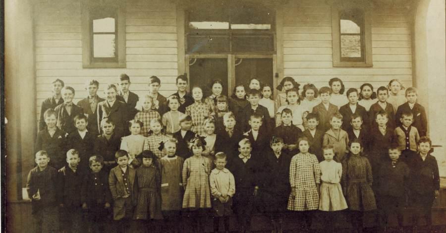 The Old Prestonia Elementary School, Jefferson Co., Kentucky