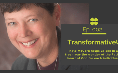 God's Heart of Love for All People   Interview With Kate McCord