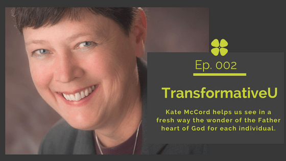 God's Heart of Love for All People | Interview With Kate McCord