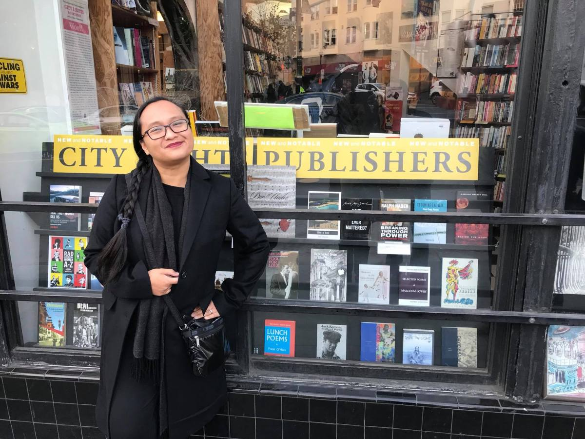 To be a Filipina Writer in the SF Bay Area