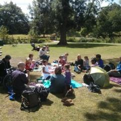 pankhurst picnic