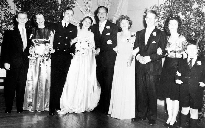 Dorothy Bush Koch Family