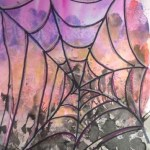 431 evening cobweb ink wc